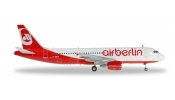 HERPA 557412 Airbus A320 airberlin