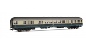 Rivarossi 4181 Coach 2nd class type BDn737 with luggage sector, DB epoch IV