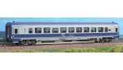ACME 20023 Second class coach Type AVA200, of the CFR, blue and grey livery. Complemenatry car for IR Traianus