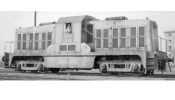 ACME 60257 USATC Diesel-Electric Loco, 40ies, Sicily allied version