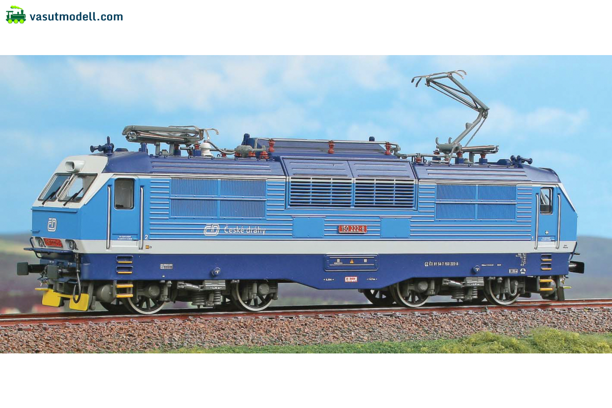 ACME 60335 Electric loco 150.222 of the ÈD (Czech Railways)