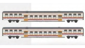 ACME 70088 Set with 2 additional coaches for Navetta Train, 80s