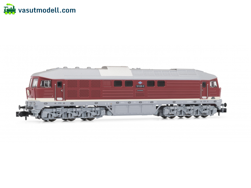ARNOLD 2299 Dízelmozdony, class 131 (001-022), DR, period IV, livery red with grey frame and small stripe (131 020)