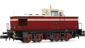 ARNOLD 2303 Dízelmozdony, class V60D of the DR, livery red-cream white DC Digital