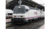ARNOLD 2452  RENFE, 252 electric locomotive   Alvia Picasso  , white and purple livery, ep. VI
