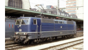ARNOLD 2491 DB, electric loco class 181.2, blue livery, period IV