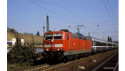 ARNOLD 2493  DB AG, electric loco class 181.2, traffic red livery with name   MOSEL  , period V