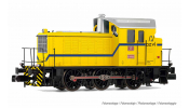 ARNOLD 2508  RENFE, diesel shunting locomotive 10393, yellow livery   azvi  , period V