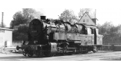 ARNOLD 9028 Steam loco class 95, old boiler / coal, black, DR, III