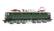 ARNOLD 9032 Villanymozdony, class 251, DR, period IV, dark green livery with grey bogies