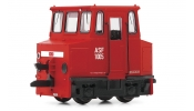 ARNOLD 9039 Accumulator shunting locomotive ASF, DB AG, traffic red, period 5-6