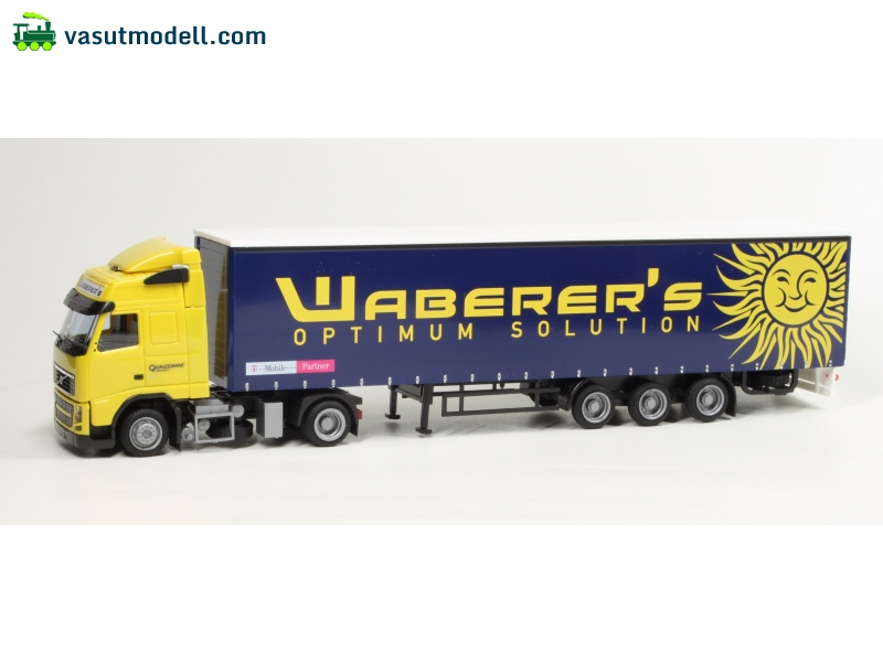 AWM 57630 Volvo FH420 kamion, Waberer s Optimum Solution