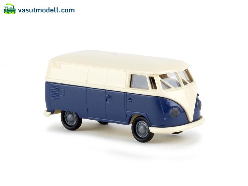 """H0 Brekina 32618 VW Großraum-Kasten T1b /""""Krone-Plakatierwagen/"""" /""""Circus Krone/"""""""