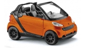 BUSCH 46133 Smart Fortwo Cabrio 07 orange