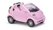 BUSCH 46168 Smart Fortwo 07 »Pink Lady«