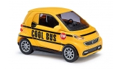 BUSCH 46206 Smart Fortwo 2012 »Cool Bus«