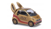BUSCH 46211 Smart Fortwo 2012 »Goldhase«