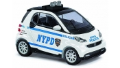 BUSCH 46213 Smart Fortwo 12 »N.Y.P.D.«