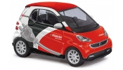 BUSCH 46217 Smart Coupé »Flinkster«