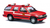 BUSCH 46402 Chevrolet Blazer Fire Chief