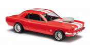 BUSCH 47575 Ford Mustang Muscle-Car
