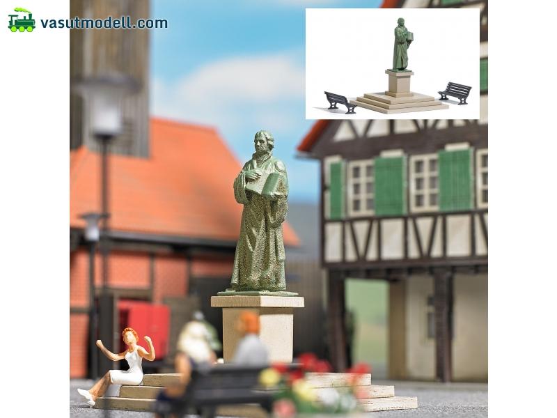 Neu Busch 7728-1//87 H0 Mini-Welt Marktbrunnen