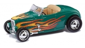BUSCH 9838597 32 Ford Hot Rod Roadster grün