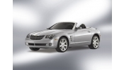 BUSCH 9838876 Chrysler Crossfire Roadster