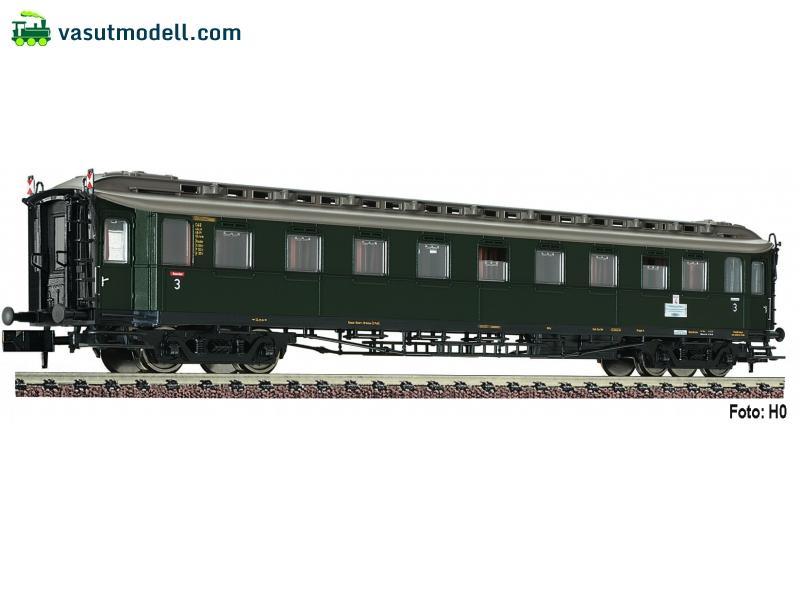 Fleischmann 878102 Schnellzugwagen 3 Klasse Bauart C 4 252