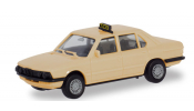 HERPA 094849 BMW 528i, Taxi