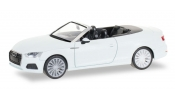 HERPA 028769 Audi A5 Cabrio, ibisweiss