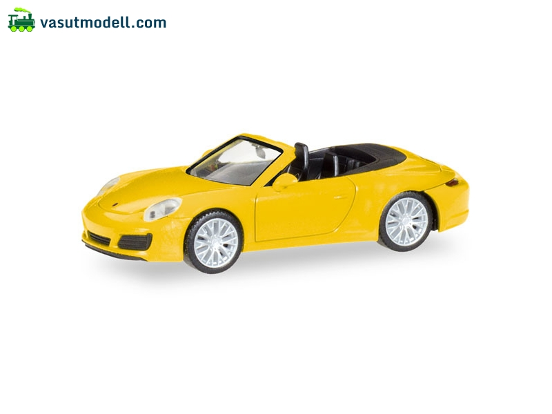 herpa 028899 porsche 911 carrera 4s cabrio. Black Bedroom Furniture Sets. Home Design Ideas