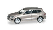 HERPA 38478 VW Touareg, sand gold metallic