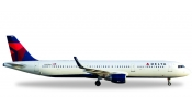 HERPA 529617 Delta Air Lines Airbus A321