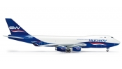 HERPA 554497 Silk Way Airlines Boeing 747-400F
