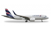 HERPA 558341 LATAM Airbus A320neo