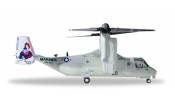 HERPA 558549 MV-22 USMC Blue Knights