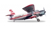 HERPA 558587 AN-2 Aeroflot Polar Aviation