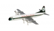 HERPA 562034 Cathay Pacific Airways Lockheed L-188A Electra 60th Anniversary