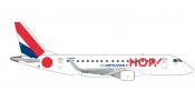 HERPA 562621 E170 Hop! for Air France