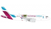 HERPA 562676 A320 Eurowings Holidays