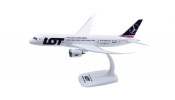 HERPA 609494 LOT Polish Airlines Boeing 787-8 Dreamliner