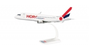 HERPA 610223 HOP! For Air France Embraer E170