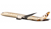 HERPA 610636 Etihad Airways Boeing 787-9 Dreamliner