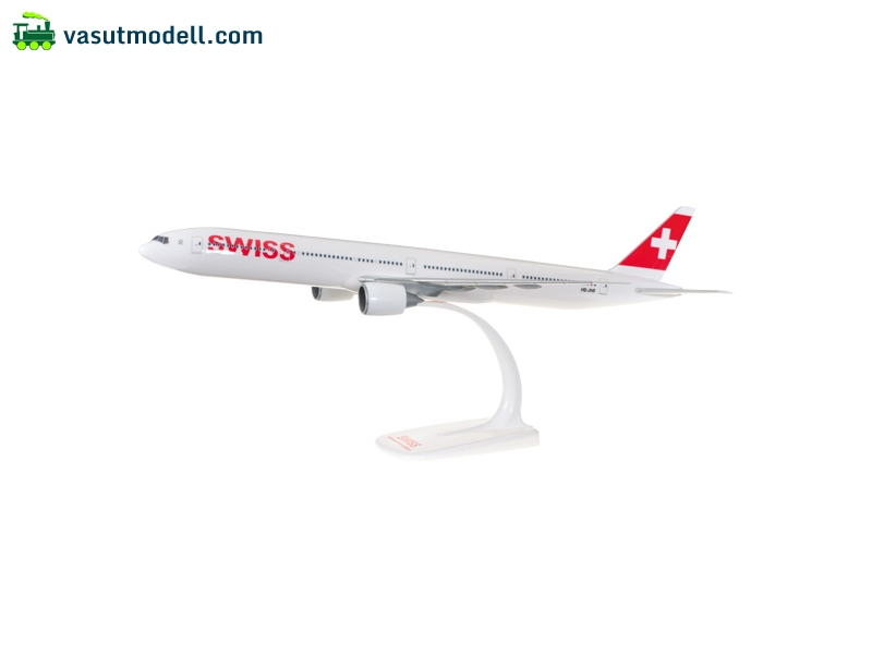 HERPA 610698-001 Swiss International Air Lines Boeing 777-300ER
