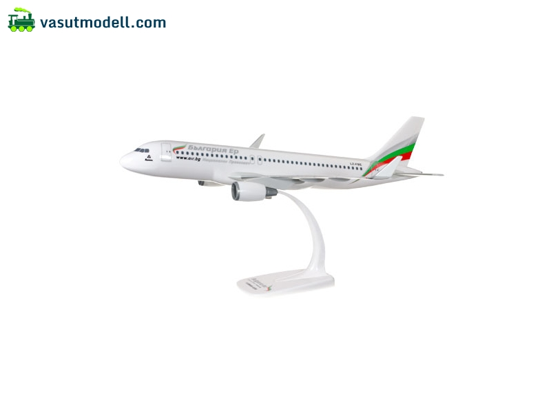 HERPA 610759 A320 Bulgaria Air w/sharklets