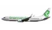 HERPA 611046 Transavia Boeing 737-800 (new colors)