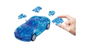 HERPA 80657085 Puzzle Fun 3D BMW Z4, transparent