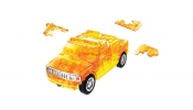 HERPA 80657101 Puzzle Fun 3D Hummer, transparent