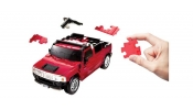 HERPA 80657104 Puzzle Fun 3D Hummer, standard
